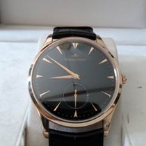 Jaeger-LeCoultre Yellow gold Automatic Black No numerals 40mm new Master Ultra Thin