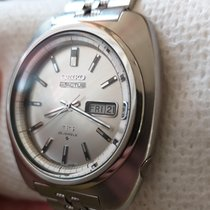 Seiko Vintage Seiko 5 Actus SS 25 jewels, 6106-7440, from July...