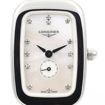 Longines Equestrian Steel 32mm Mother of pearl