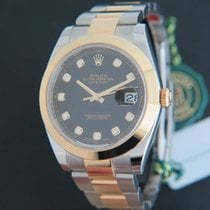 Rolex Datejust (Submodel) új 41mm Arany/Acél