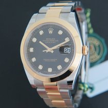 Rolex Datejust (Submodel) neu 41mm Gold/Stahl