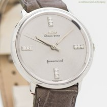 Mido 35mm Automatic 1960 pre-owned Ocean Star Grey
