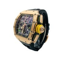 Richard Mille RM011-03 Or rose RM 011 49.94mm