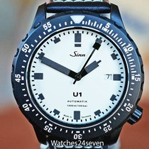Sinn new Automatic Luminescent Hands Limited Edition Luminous indexes PVD/DLC coating 44mm Steel Sapphire Glass