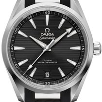Omega Seamaster Aqua Terra Steel 41mm Black No numerals United States of America, Iowa, Des Moines