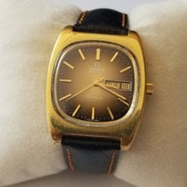 Omega Genève pre-owned 35.5mm Leather