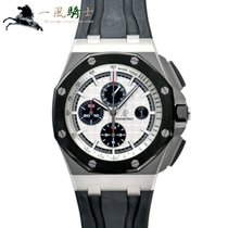오드마피게 Royal Oak Offshore Chronograph 스틸 42mm 은색