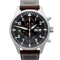 IWC Pilot Chronograph IW377713 2019 new
