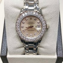 Rolex Lady-Datejust Pearlmaster 69299 occasion