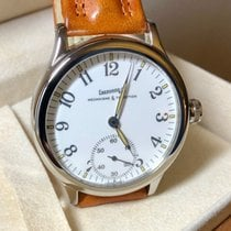 Eberhard & Co. pre-owned Manual winding 43mm White 5 ATM