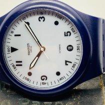 Swatch Plastic 42mm Automatic Sistem 51 Blue pre-owned Australia, Brisbane
