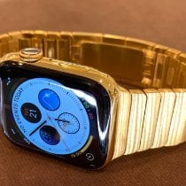 Apple Zlato/Zeljezo 44mm Automatika Custom 24K Gold plated nov