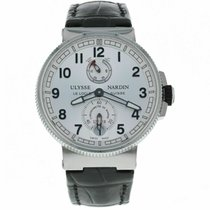 Ulysse Nardin Marine Chronometer Manufacture Steel 43mm United States of America, Florida, Sarasota