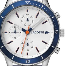Lacoste Steel 44mm Quartz 2010993 new