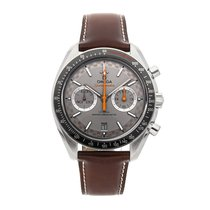 Omega Speedmaster Racing Steel 44.2mm Grey No numerals United States of America, Pennsylvania, Bala Cynwyd