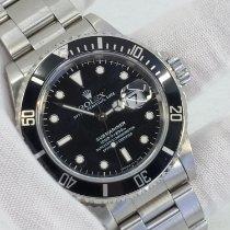 Rolex Submariner Date Steel 40mm Black No numerals United States of America, Georgia, Fitzgerald