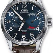 Oris 01 111 7711 4165-Set 1 22 72FC Stahl Big Crown ProPilot Calibre 111 44mm neu