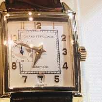 Girard Perregaux Vintage 1945 occasion 28mm Argent Date Cuir