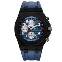 Audemars Piguet Royal Oak Offshore Chronograph Steel 42mm Black