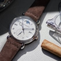 Urban Jürgensen Platinum 41mm Manual winding Urban Jürgensen Perpetual Ref. 1741 PT new