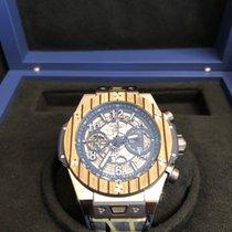 Hublot Big Bang Unico nieuw 2020 Automatisch Horloge met originele doos en originele papieren 411.NQ.5129.NR.ITI19