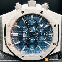 Audemars Piguet Royal Oak Chronograph Acero 41mm Azul Sin cifras España, Torrelavega