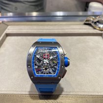 Richard Mille Titanium 50mm Automatic RM011 pre-owned Australia, Perth