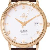 Omega De Ville Prestige Or rose 36.5mm