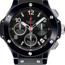 Hublot Big Bang 41 mm new Automatic Chronograph Watch with original box 341.CX.130.CM