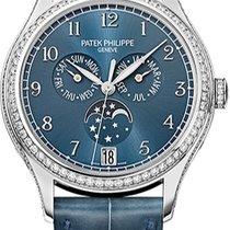 Patek Philippe Annual Calendar White gold Blue United States of America, New York, Brooklyn
