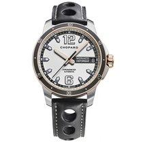 Chopard Grand Prix de Monaco Historique new Automatic Watch with original box and original papers 168568-9001