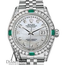 Rolex Lady-Datejust Steel 31mm Mother of pearl United States of America, New York, New York