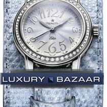 Zenith Baby Star Elite Diamonds Ladies Quartz Watch 16.1220.67...