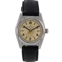 Rolex Vintage Stainless Steel Rolex Oyster Perpetual Bubble...