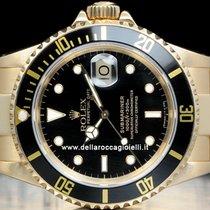 Rolex Submariner Data  Watch  16618
