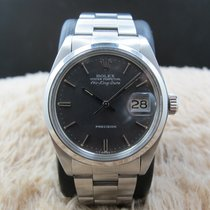 Rolex AIR KING DATE 5700 with Original Grey Dial and Solid...