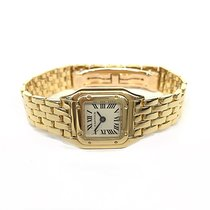 Cartier Panthere Mini 18k Yellow Gold Ladies