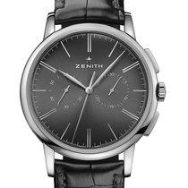 Zenith Elite Chronograph Classic Acero 42mm