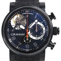 Graham Tourbillograph Trackmaster Black Limited