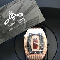 Richard Mille RM 037 Ruzicasto zlato RM 037 nov