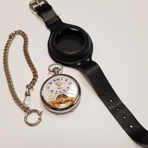 Hebdomas Berney 8 Days Pocket Watch