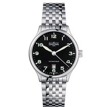 Davosa Steel 40mm Automatic 161.456.50 new