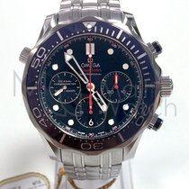 Omega Seamaster 300 M Co-axial Chronograph 44 mm – 212.30.44.5...