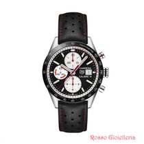TAG Heuer Carrera Calibre 16 new 2019 Automatic Chronograph Watch with original box and original papers CV201AP.FC6429