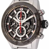TAG Heuer Carrera Calibre HEUER 01 Steel 43mm Brown United States of America, Texas, Austin