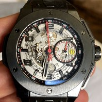 Hublot Big Bang Ferrari pre-owned