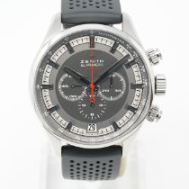 Zenith El Primero Sport Steel 45mm Grey No numerals United States of America, California, Burlingame