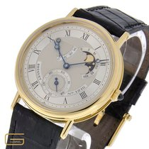 Breguet Yellow gold 34mm Automatic 3580BA pre-owned