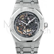 Audemars Piguet Royal Oak Selfwinding tweedehands 39mm Grijs Staal