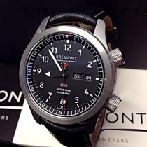 Bremont MB Steel 43mm Black Arabic numerals United Kingdom, Wilmslow